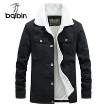 High Quality 2021 Winter Jacket Men Outwear Military Coat Warm Fleece Jackets Brand Thick Casual Jaq