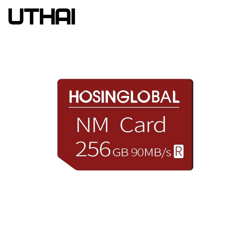 NM karte 256GB nano speicher karte für Huawei Mate40 Mate30 X Pro P30 P40 Pro serie Nova5 6 MatePad 2021 neue version lesen 90 MB/s