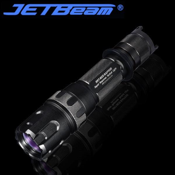 Jetbeam RRT-M2S flashlight 480 lumen Tiny   transparency lens Long Throw Beam 1000 meter with 21700 Battery WP-T2 laser LED enlarge