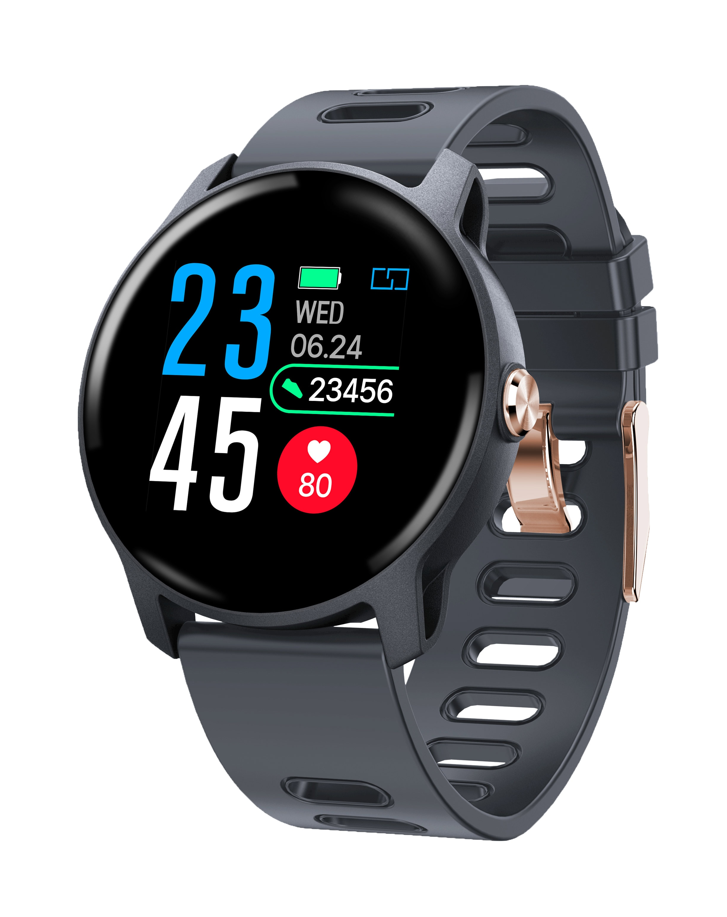 SENBONO S08 Смарт-часы Ip68 Водонепроницаемый Монитор Сердечного Ритма Смарт-часы Bluetooth умные часы фитнес-трекер
