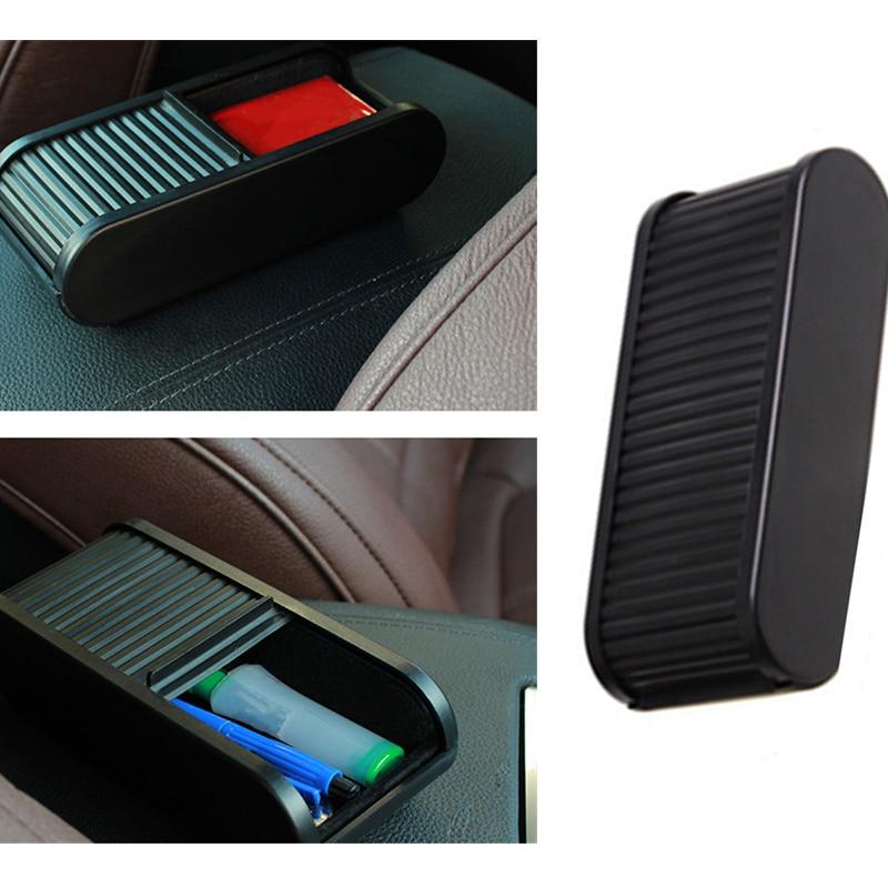 Новый дизайн, автомобильный ящик для хранения мусора, автомобильный подлокотник, органайзер, пластиковый автомобильный держатель для теле...