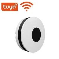 Tuya WiFi IR telecommande Support Alexa Google maison pour climatiseur TV WiFi maison intelligente infrarouge domotique intelligente