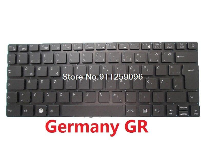 لوحة مفاتيح للكمبيوتر المحمول لـ Topstar U931 U931GA1 GR الألمانية الفرنسية GK اليونانية 641100184041 بدون إطار جديد