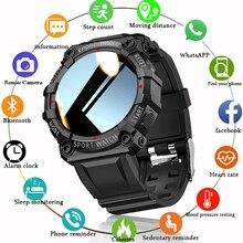 LIGE 2021 New Sport Smart Watch Men Women Heart Rate Blood Pressure Fitness Tracker Low-power Sports