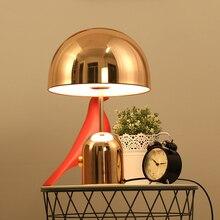Europe personnalité moderne originalité design modèle entre champignon un salon chambre chevet étude gradation lampe de bureau