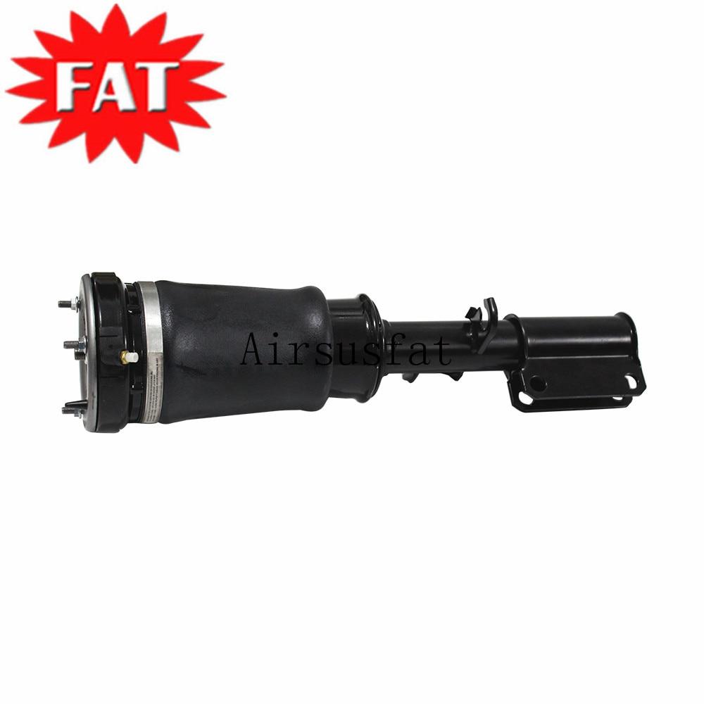 Amortiguador de aire de suspensión delantera izquierda Airsusfat para BMW X5 E53, amortiguador de aire 37116757501 37116761443