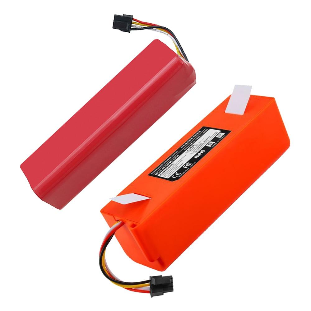 1 шт. литий-ионный аккумулятор 18650 для XIAOMI ROBOROCK пылесос S50 S51 T4 T6 mi робот пылесос аксессуары