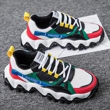 2020 Fashion Men Casual Shoes Sapato Breathable Sneakers Men Shoes Mesh Tenis Masculino Krasovki Scarpe Uomo Lace Up Shoes Men