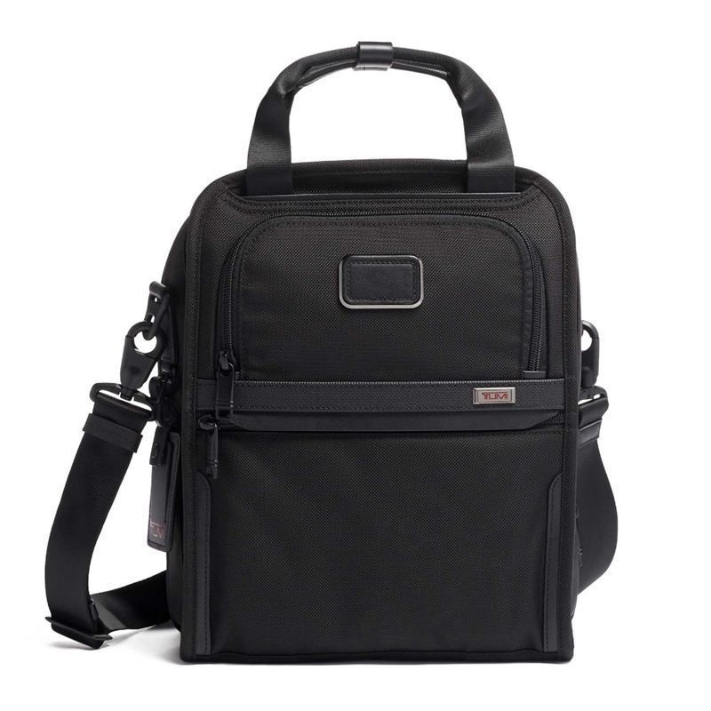 Single shoulder messenger nylon men's business casual briefcase computer bag