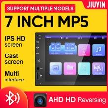 HD 2 Din Carplay Car Radio Bluetooth Android Auto Stereo Receiver 7