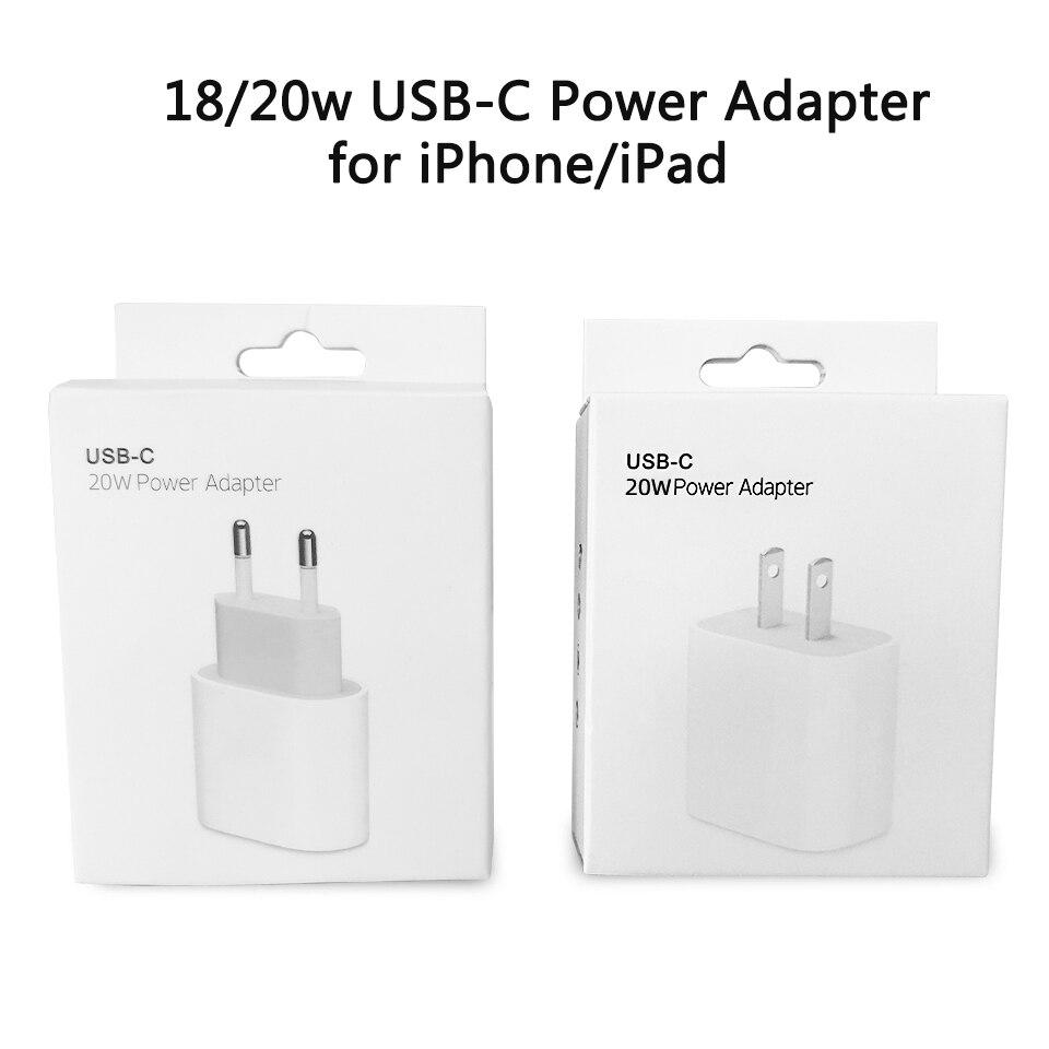 Adaptador de cargador para Iphone 12 Pro Max 11 PD, cargador de...