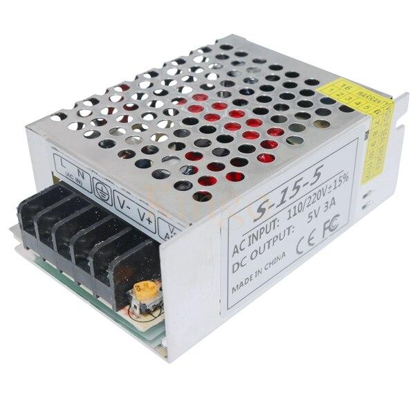 5v netzteil 15w 5V 3A power adapter led Schalt netzteil Led-streifen AC zu DC konverter 110V 220V beleuchtung transformator