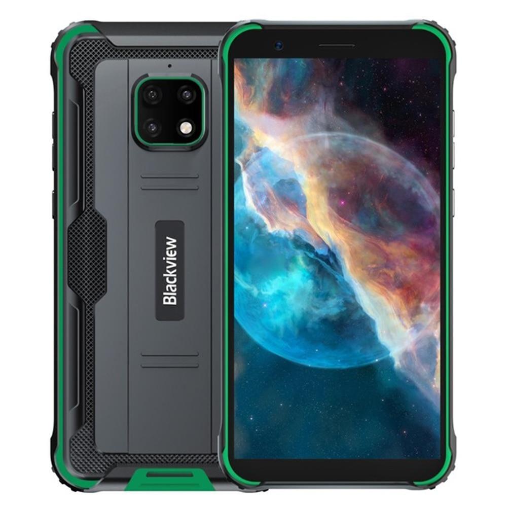 Перейти на Алиэкспресс и купить Blackview BV4900 Pro IP68 Водонепроницаемый прочный смартфон 5,7 ''4GB 64GB Android 10,0 5580mAh мобильного телефона NFC Восьмиядерный мобильный телефон