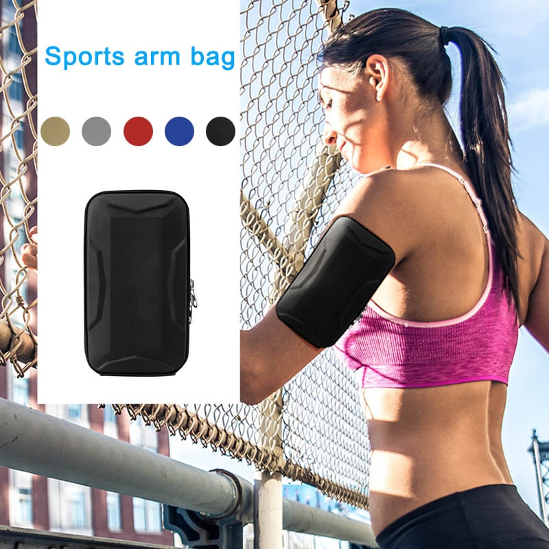 Bolso deportivo para correr con banda para el brazo, funda impermeable para teléfono móvil SP99