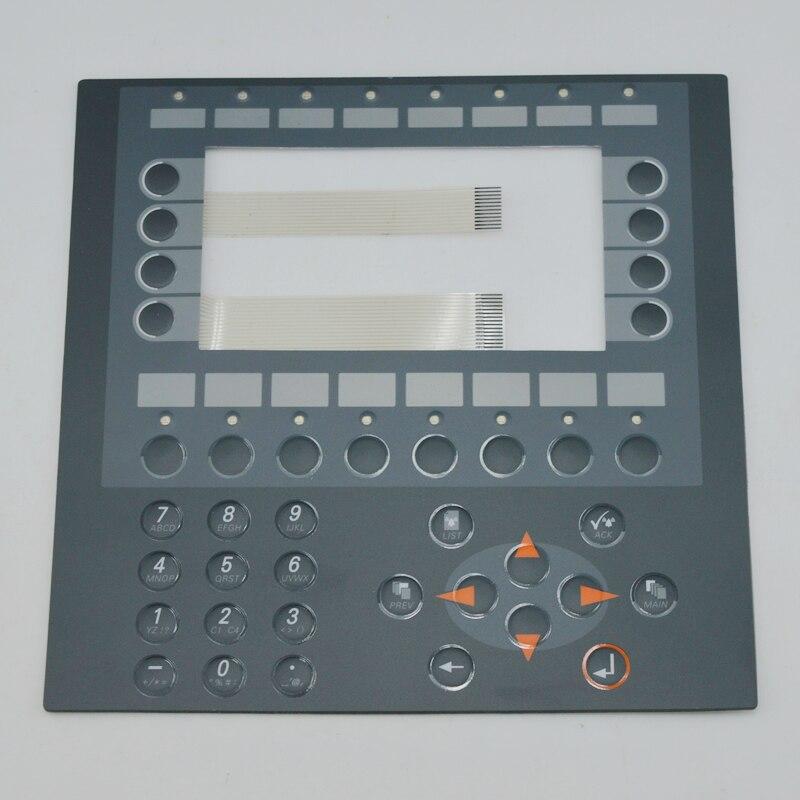 باير غشاء لوحة المفاتيح ل ميتسوبيشي ماك E600 MAC-E600 E 600 MACE600 ل HMI المشغل لوحة إصلاح