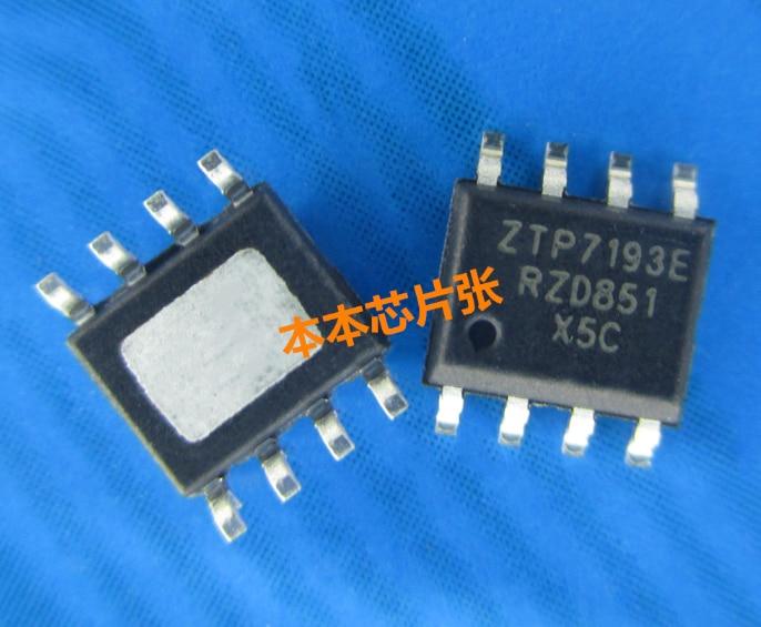 Xinyuan 10 pçs/lote ZTP7193I SOP-8 ZTP71931 SOP8 ZTP7193SI ZTP7193 SOP original autêntico