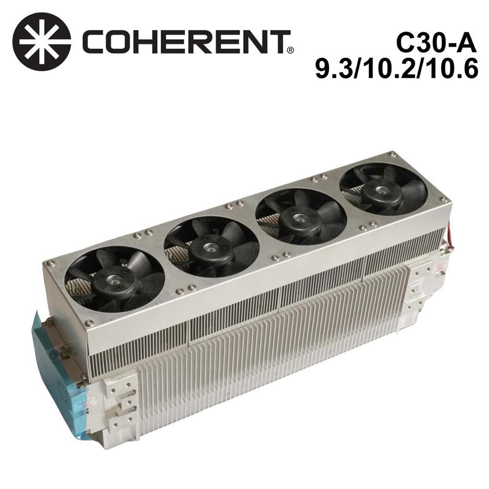 Tubo láser de RF CO2, de buena calidad, C30-A 9,3/10,2/10,6