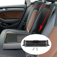 for audi 2014 2019 a3 rear armrest box cover clasp rear armrest cover lock clasp rear cup holder clasp