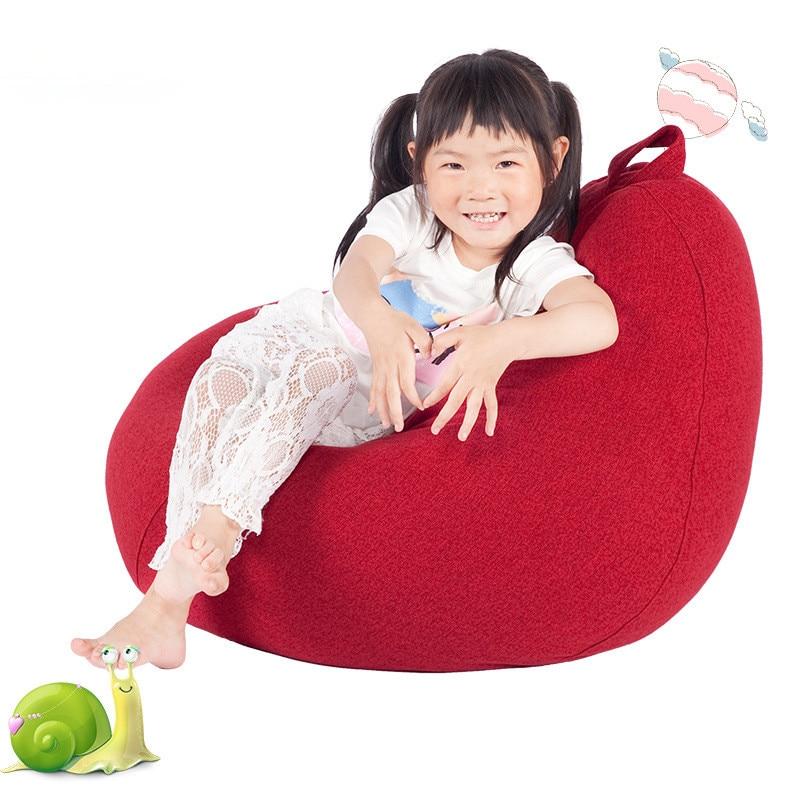 Sofá con relleno de EPS para niños, silla para sala de estar,...