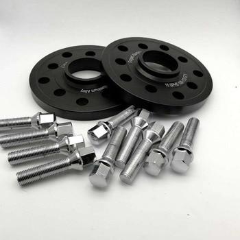 2pcs Car Wheel Spacers Kit 5x100/5x112 CB57.1 A1/A2/A3/A4(B5,B6,B7)/A6(C4,C5,C6)/A8(4E)/TT/ALLROAD/Quattro Separadores