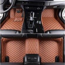 Custom 5 Seat Auto Vloer Mat Voor Toyota Auris Corolla 2000 - 2020 Auto Accessoires Tapijt Alfombra