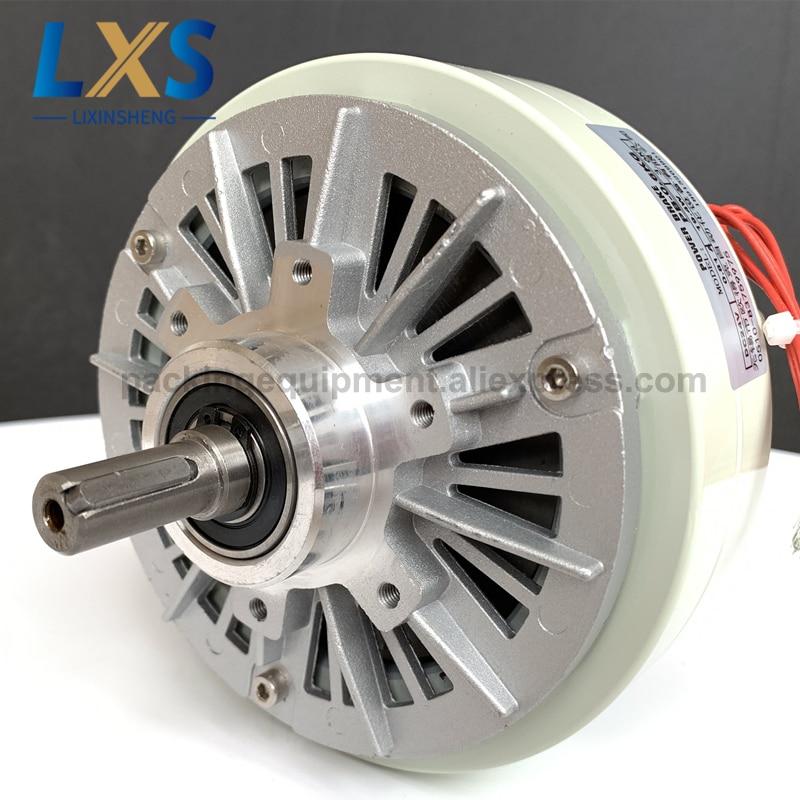Magnetic Powder Clutch 12Nm 1.2kg DC 24V Single Shaft Brake PB-1.2 For Tension Control Bag Printing