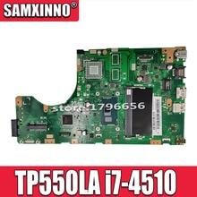 TP550LA GM -I7-4510 CPU-4G RAM 마더 보드 For Asus TP550LJ TP550LN TP550LA TP550L 노트북 노트북 마더 보드 메인 보드