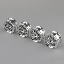 4 шт. 2 05 дюйма 52 мм обод колеса для HSP94123 & Sakura CS/D4 716 1:10 гоночных