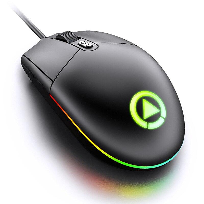 Светодиодный подсветкой Перезаряжаемые Беспроводной бесшумный Мышь USB Мышь Эргономичный Оптическая Мышь Настольный ПК Ноутбук Мышь