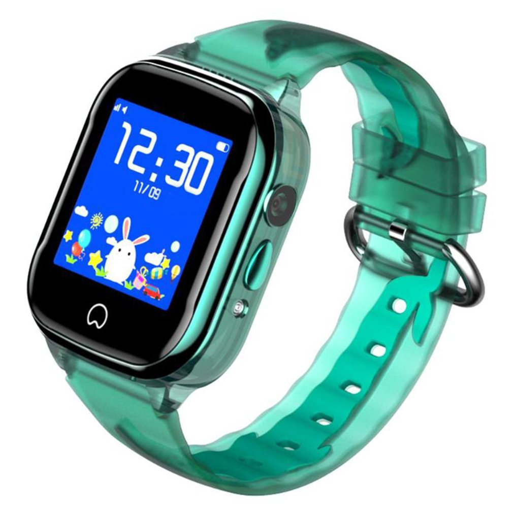 K21 de GPS ChildrenS Teléfono de reloj toque Profundidad de cámara Hd a prueba de agua reloj inteligente