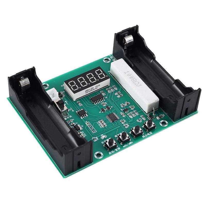 XH-M240 testador de capacidade da bateria mah mwh para 18650 bateria de lítio medição digital bateria de lítio detector de energia tester volt