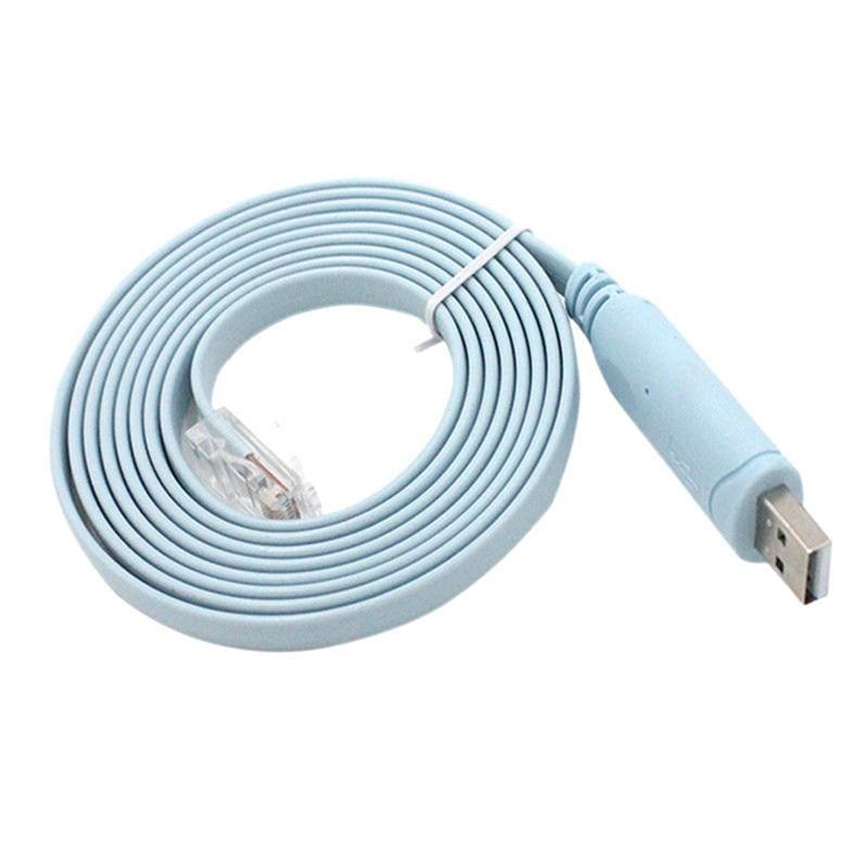 Cable de consola USB a RJ45, para Cable de consola