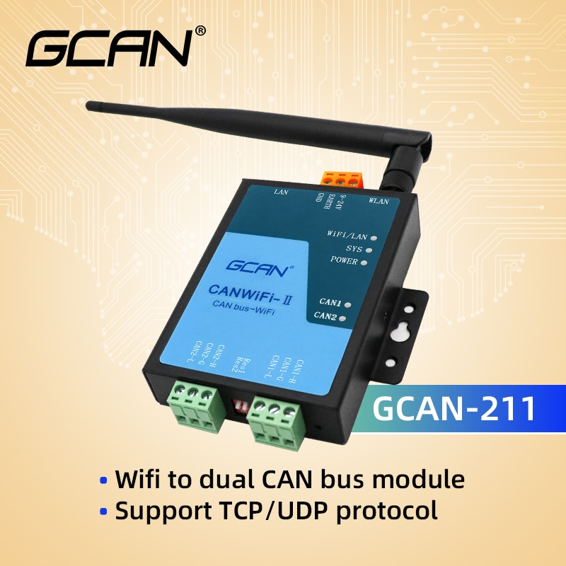 Ethernet to CANbus converter support AP and station mode use for intelligent remote monitoring system for parking lot . intelligent partial discharge diagnosis for condition monitoring