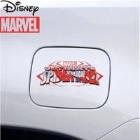 marvel 3d spiderman sticker creative body decoration sticker car motorcycle sticker home decoration sticker
