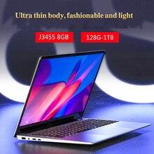 15.6 pouces de jeu avec 8G RAM 1 to 512G 256G 128G 64G SSD ROM ordinateur portable Ultrabook Intel Quad Core Windows 10 ordinateur portable