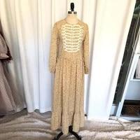 muslim arab dubai elegant printed womens dress casual middle east pakistan national skirt chiffon islamic clothing long skirt