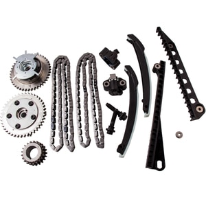 3V Valve Timing Chain Cam Phaser Set For Ford F150 F250 04-08 Lincoln 5.4 TRITON