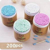 Бамбуковые ватные палочки (100-200 шт)