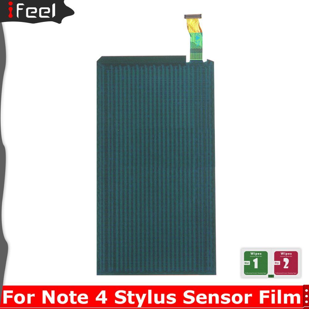 Nueva película 100% Sensor Stylus de trabajo para Samsung Galaxy Note 4 SM-N910 N910F N910H N910G N910R