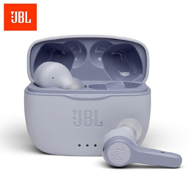 JBL TUNE 215 TWS True سماعة لاسلكية تعمل بالبلوتوث 5.0 سماعات T215 TWS مكالمات ستيريو سماعات أذن باس صوت سماعة رأس مزودة بميكروفون شحن
