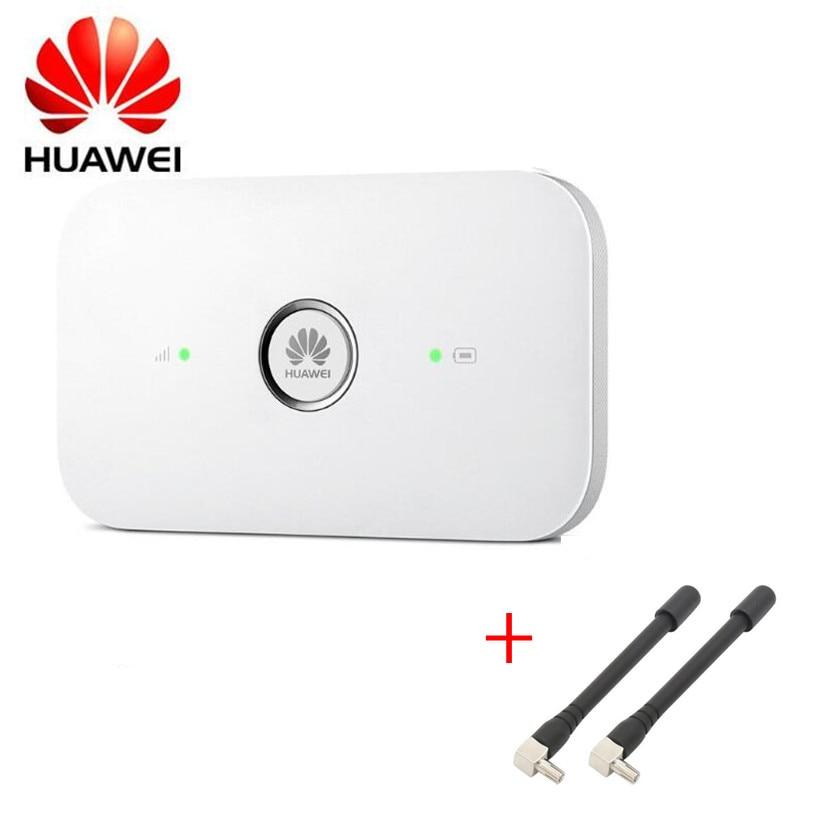huawei desbloqueado e5573 serie 150mbps 3g 4g lte banda larga movel com 2pcs antena