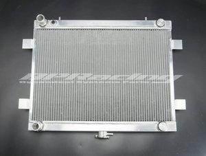 Универсальный алюминиевый Охлаждающий радиатор 25,69 дюйма x 20 дюймов x 1,65 дюйма