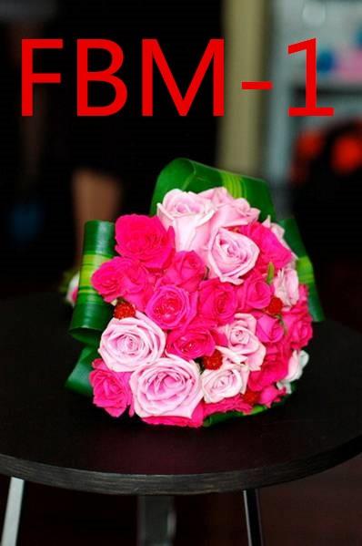 اكسسوارات الزفاف الزفاف تحمل الزهور 3303 FBM