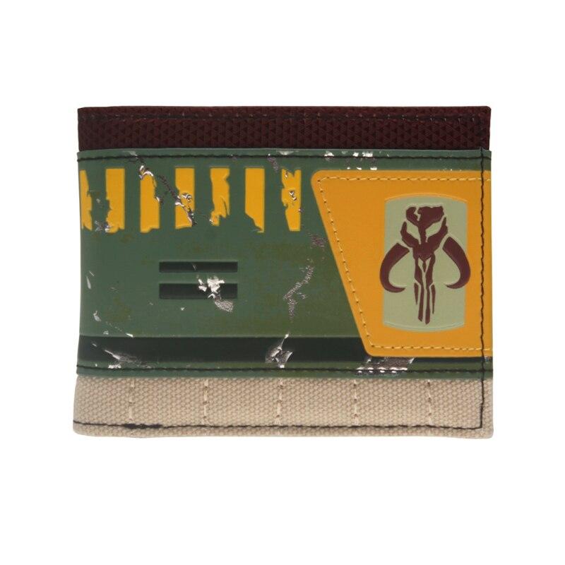 Star Wars wallet Fashionable high quality mens wallets designer new women purse dft2216