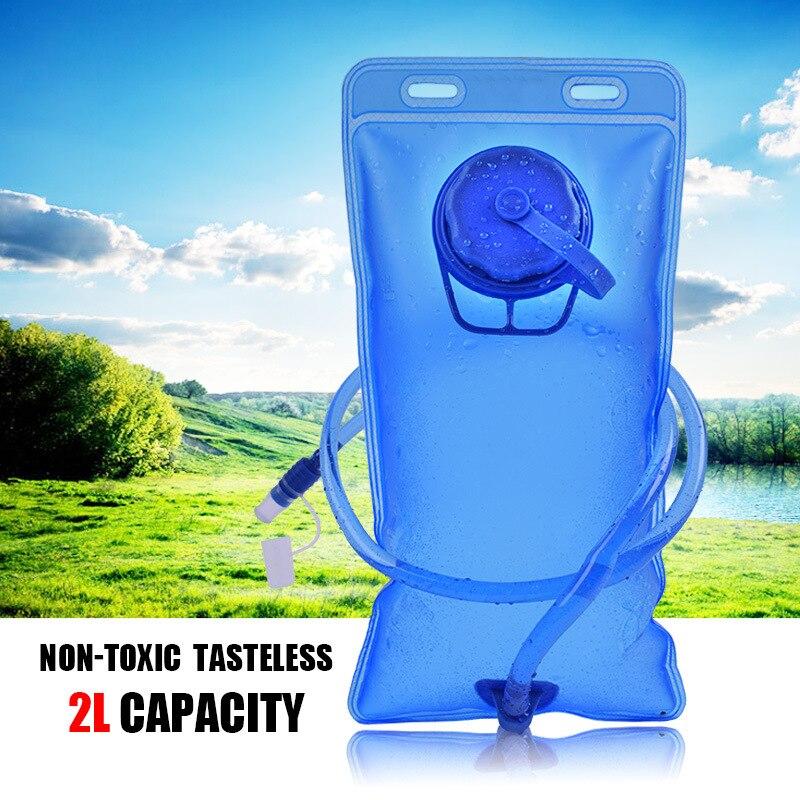 Вместительная сумка для воды из ЭВА на 2 л, уличная сумка для воды, спортивная сумка для воды, сумка для воды для велоспорта, рюкзак для воды н...