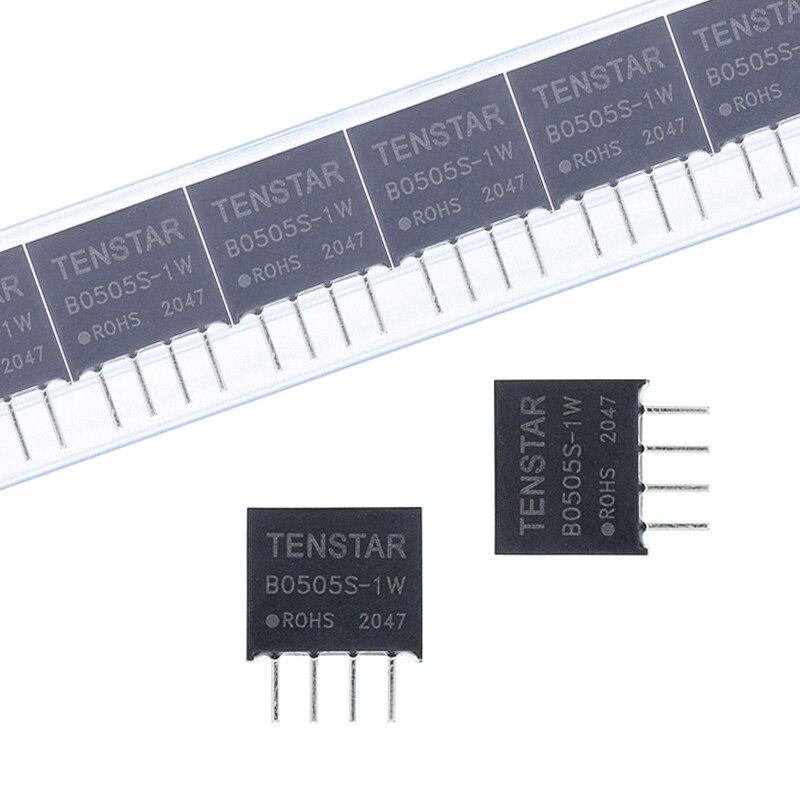 1 шт., адаптер для модуля питания, 5 В до 5 В, 1000 В постоянного тока, изоляция