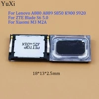 yuxi universal loud speaker buzzer for lenovo a880 a889 s850 k900 s920 for zte blade s6 5 0 for xiaomi m3 m2a 18132 5 mm