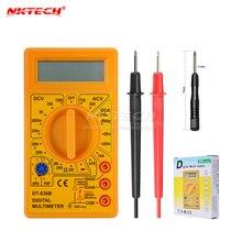 NOUVEAU Jaune Numérique Multimètre DT-830B Électrique Voltmètre Ampèremètre Ohm Testeur Multimètre Numérique boîte de détail original DT830B