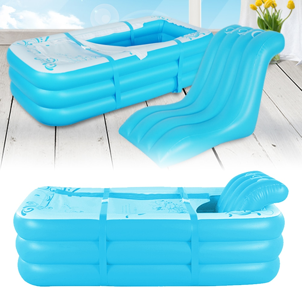 أربعة مواسم العالمي حمام سباحة قابل للنفخ ، انفصال حوض استحمام دافئ ، داخلي وخارجي العالمي الاستحمام حمام برميل