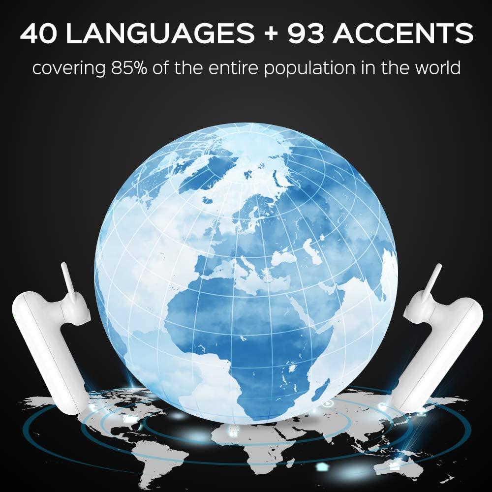 Timekettle wt2 plus Наушники-переводчики TimeKettle WT2 Plus с поддержкой 40 языков